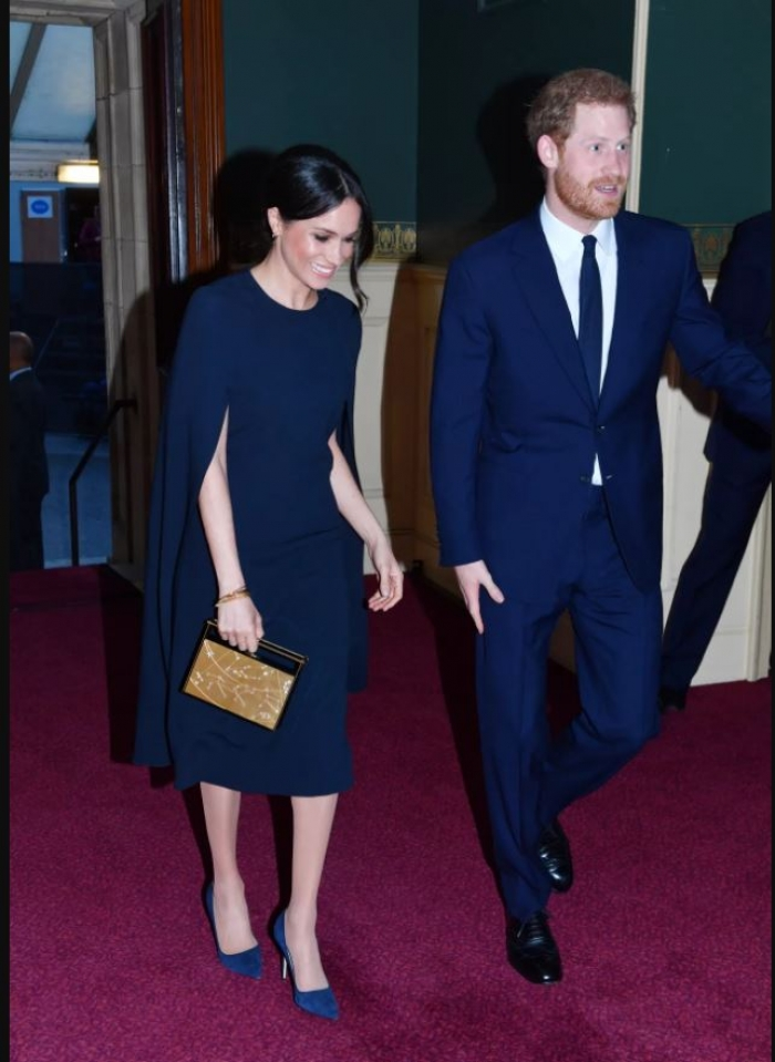 Meghan Markle in Stella McCartney
